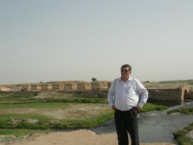 Jundishapur: history down the drain