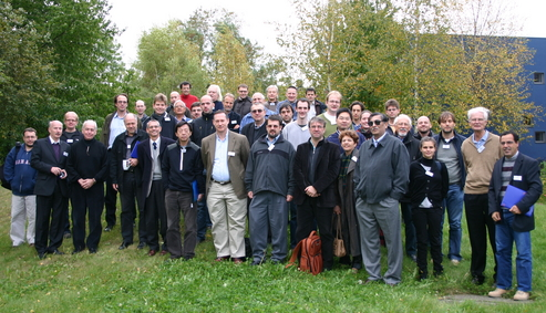 Dresden workshop group photo