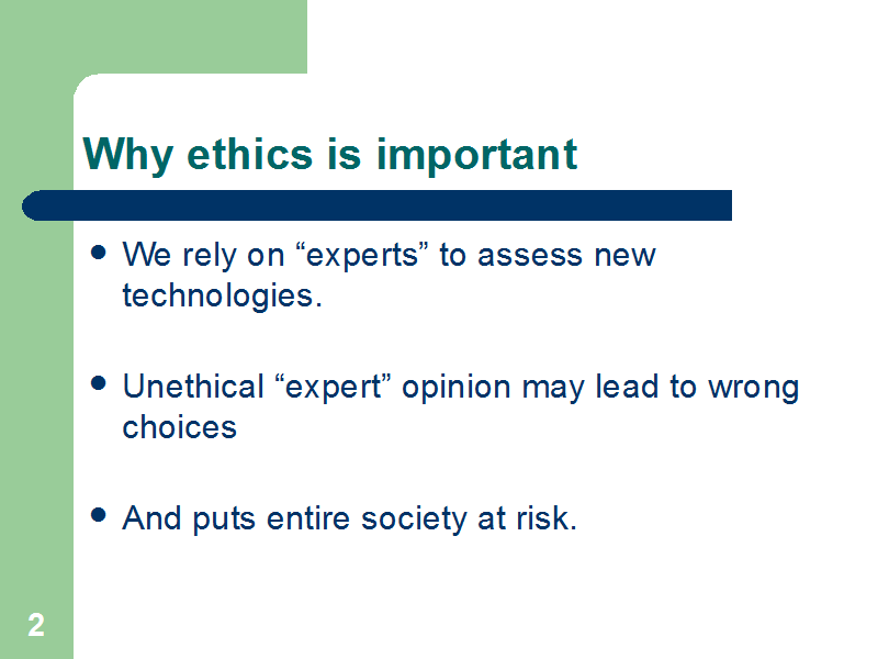 why ethics is important in medical Ethics is important to public speaking for many reasons, such as, credibility, appropriate language being ethical in speaking is an important and controversial issue ethics is important to public 1 autonomy allows patients the right to make decisions of their medical treatment, therefore is.